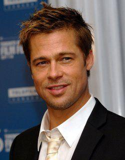 Brad Pitt - August 2013