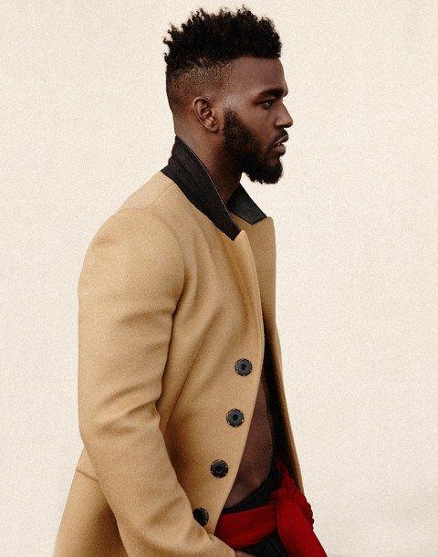 50 Stylish Fade Haircuts For Black Men Pinterest