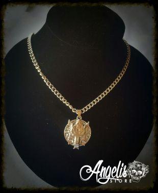 Wolf Amulet Necklace
