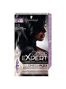 Schwarzkopf Color Expert Natural Black 1.0 Hair Dye