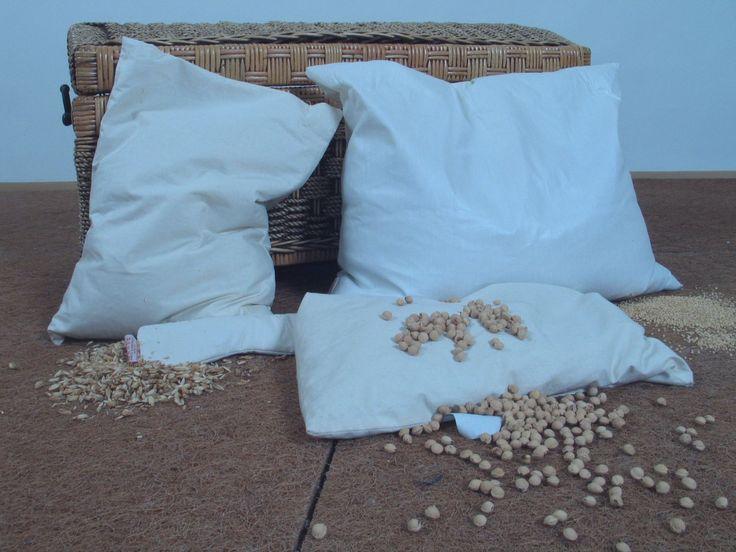 Cherry seeds pillow