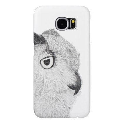 Cute Owl Phone Case - drawing sketch design graphic draw personalize