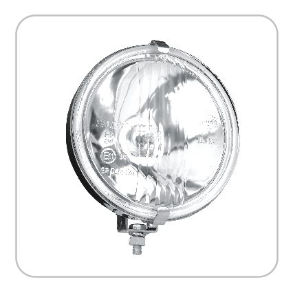 ROUND DRIVING LAMPS