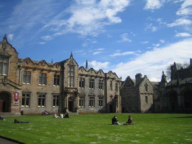 st andrews top matchmaking university Kate claims she went bright red and scuttled off when she first met prince william at the university of st andrews 14th best university in dating for two.