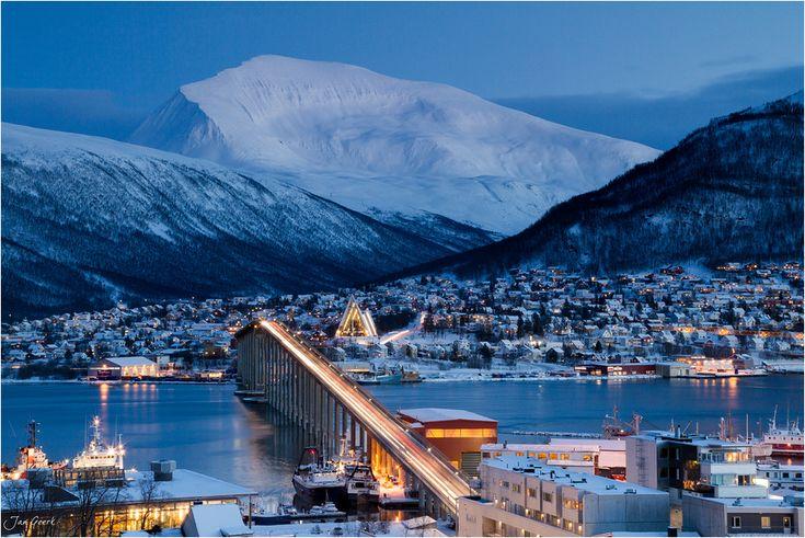 Picture Postcards from Tromsö http://fc-foto.de/30239265