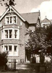2 Polstead Road, Oxford:  Lawrence's home from 1896...