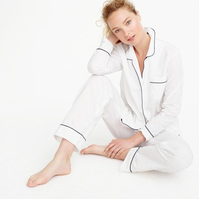 Petite vintage pajama set