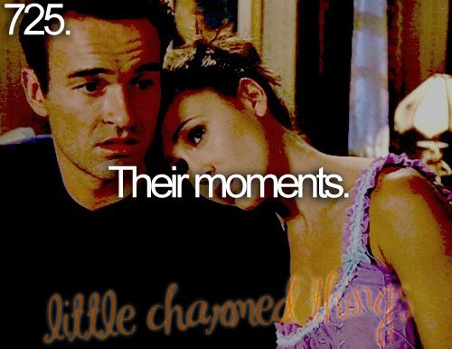 Phoebe and Cole - Little charmed things #tv #show