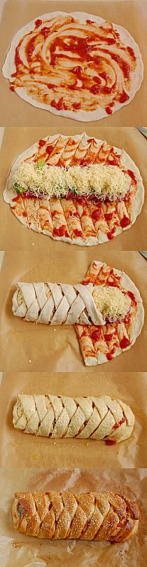 Pizza Brot