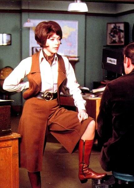 Tara King / MI6 Agent - Linda Thorson - The Avengers 1968-1969
