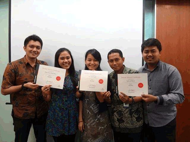 Alumni DUMET School Tempat Kursus Website, SEO, Desain Grafis Favorit 2015 di Jakarta