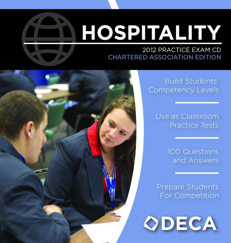 SALE Cluster Exams on CD from DECA Images