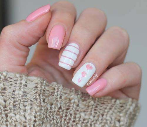 The 25 best cool easy nail designs ideas on pinterest cool easy the 25 best cool easy nail designs ideas on pinterest cool easy nails cool easy designs and easy nail designs prinsesfo Choice Image