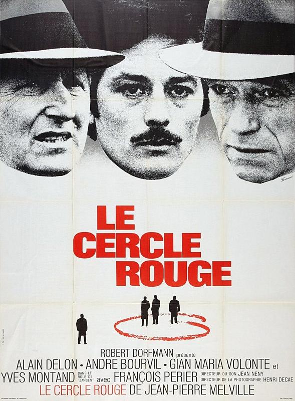 Le Cercle Rouge (France. 1970)