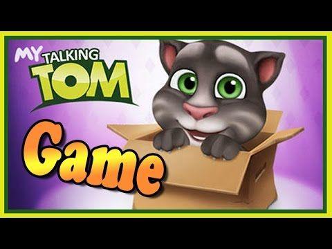 My Talking Tom game for kids. Free mobile game My talking tom.