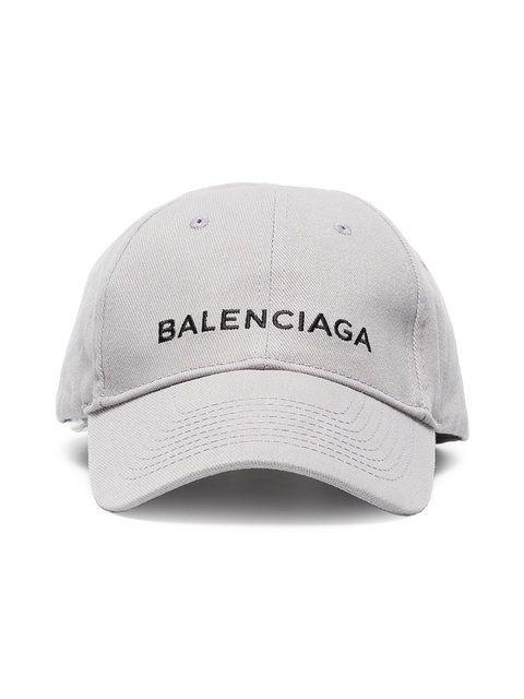 0eae3941 Balenciaga Grey Cap With Black Logo in 2019 | Chosen Sυɱɱҽɾ ...