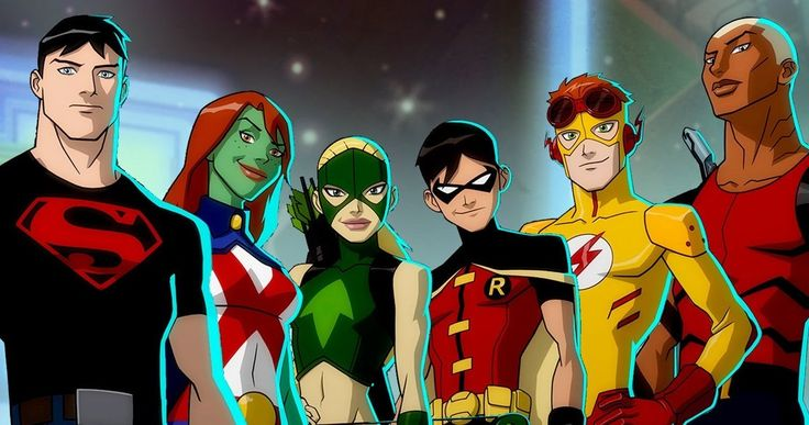 Young Justice Season 3 Is Coming to DC's New Streaming Channel -- The highly anticipated third season of Young Justice has been officially titled Young Justice: Outsiders and will debut in 2018 on a new DC streaming platform. -- http://tvweb.com/young-justice-season-3-dc-comics-streaming-channel/