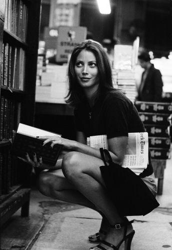 1990s  Photographer: Pamela Hanson