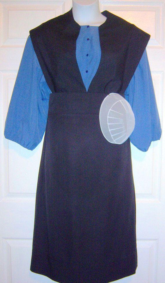 Women S Plus Size Amish Dress Cape Apron Amp By