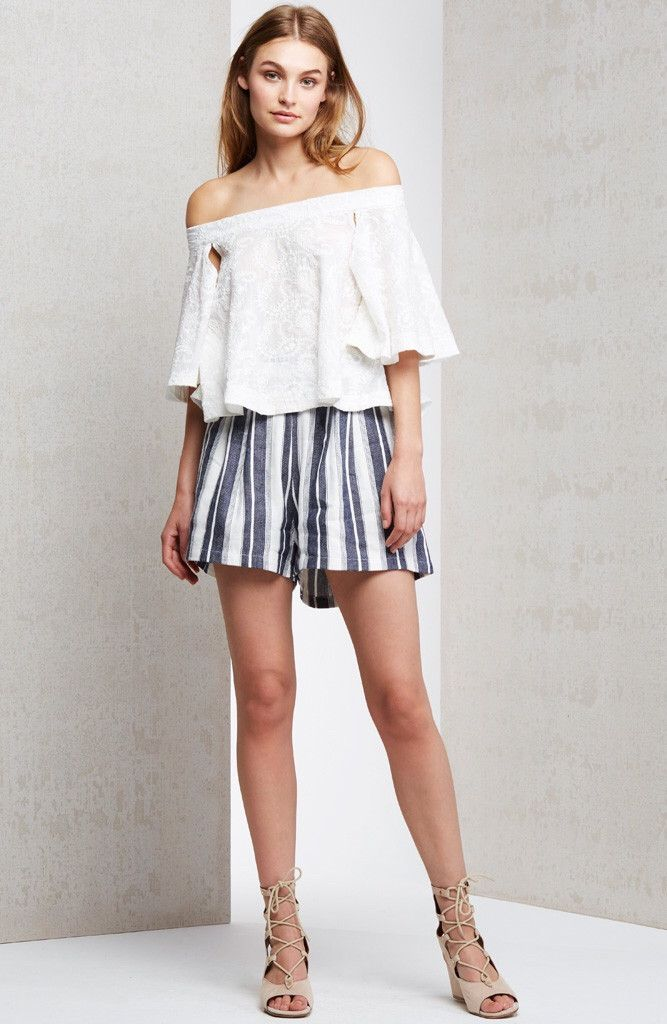 STAPLE THE LABLE - Ub1506530 Staple The Label Double Stripe Shorts