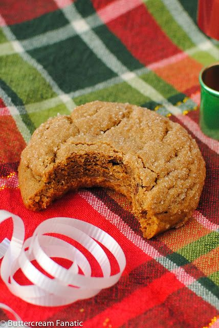 Classic Gingersnaps - classic must have recipe for Christmas. Gingersnaps should be soft and pillowy and luxurious to bite into - these are the best I've tried. Can also be made as gingerbread men