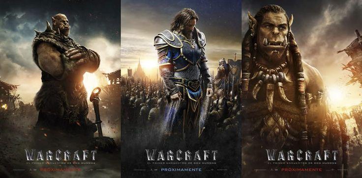 Revela los pósters de los personajes de WarCraft: El primer encuentro de dos mundos - https://webadictos.com/2016/04/07/posters-personajes-warcraft-primer-encuentro-dos-mundos/?utm_source=PN&utm_medium=Pinterest&utm_campaign=PN%2Bposts