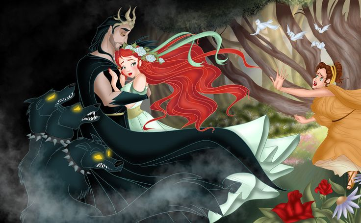 41 best Hades/Persephone images on Pinterest | Hades and ...