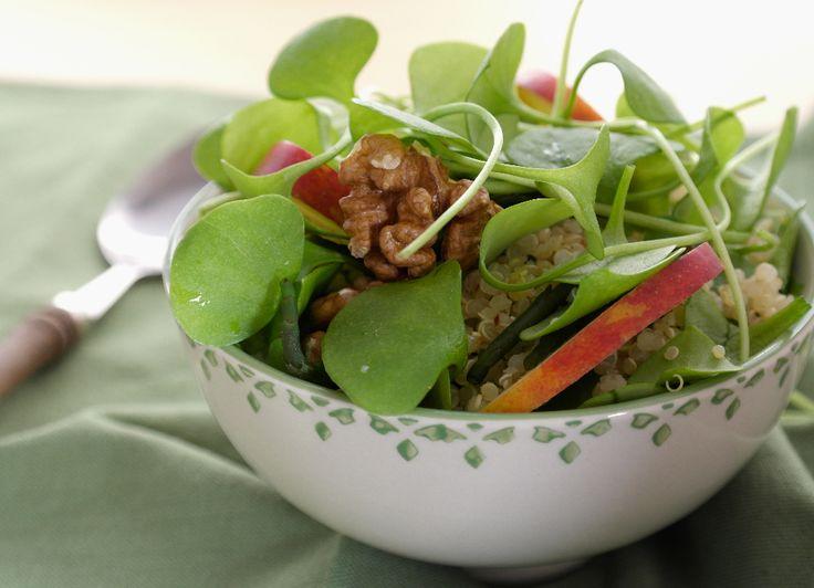Quinoa (winter)postelein Salade