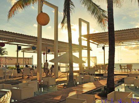 Ocean 27 Beach Club @ Kuta, Bali, Indonesia