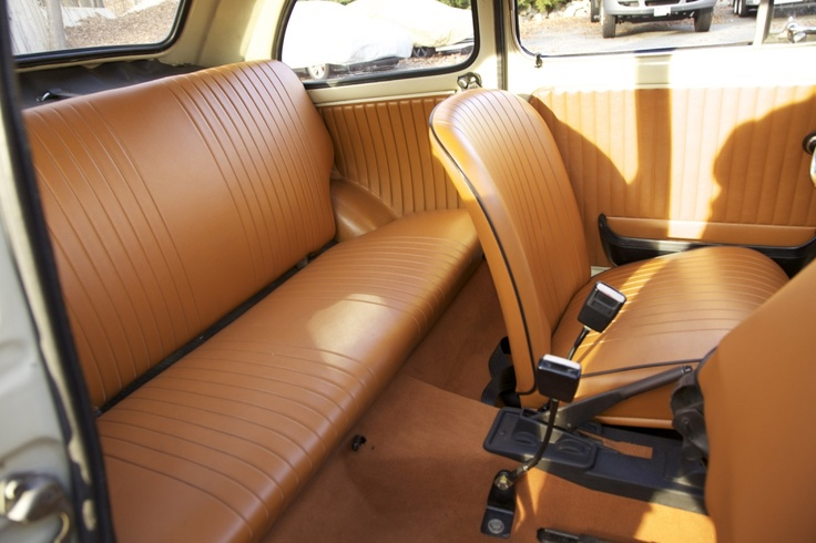 1970 Vintage Fiat 500L