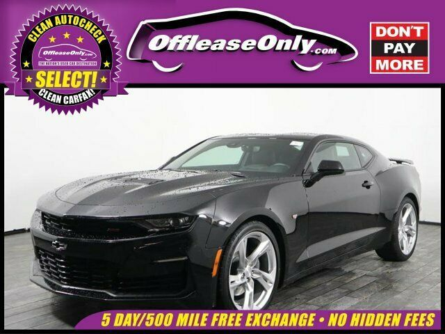 Ebay Advertisement 2019 Camaro 2ss Rwd Off Lease Only 2019