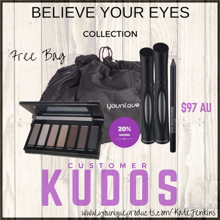 May Customer Kudos.. Addiction Palette of your choice + Precision Pencil Eye Liner + 3D Fibre Lashes + FREE BAG!