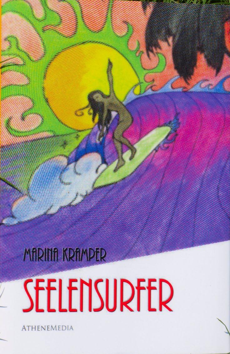 Coverzeichnung: Janni Hönscheid Der Roman spielt auf Fuerteventura. Es wird gesurft und geliebt!