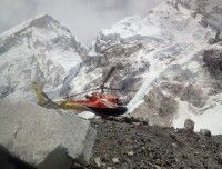 Everest Helicopter tour..https://www.nepalmotherhousetreks.com/helicopter-ride-to-mt-everest.html