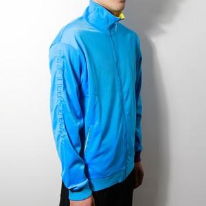 Zero Sweatshirt Zip Through Blue