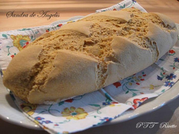 Pane con farina di mais | Ricetta