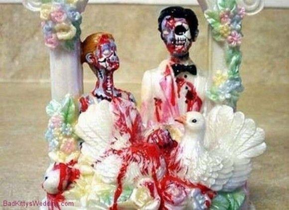 55 bolos de casamento impressionantes e criativos