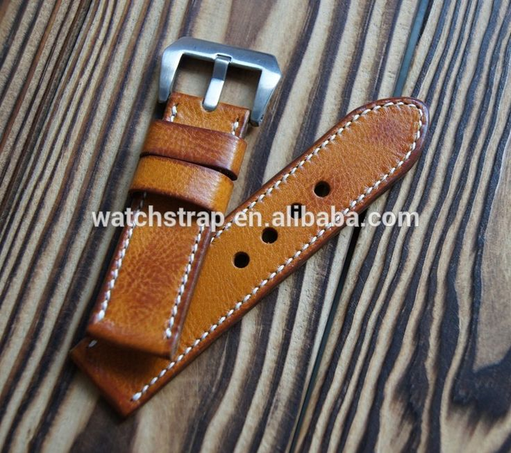Vintage classical brown 22cm cow leather watch strap, View watch strap, KZFASHIONS Product Details from Guangzhou KZ Trade Co., Ltd. on Alibaba.com