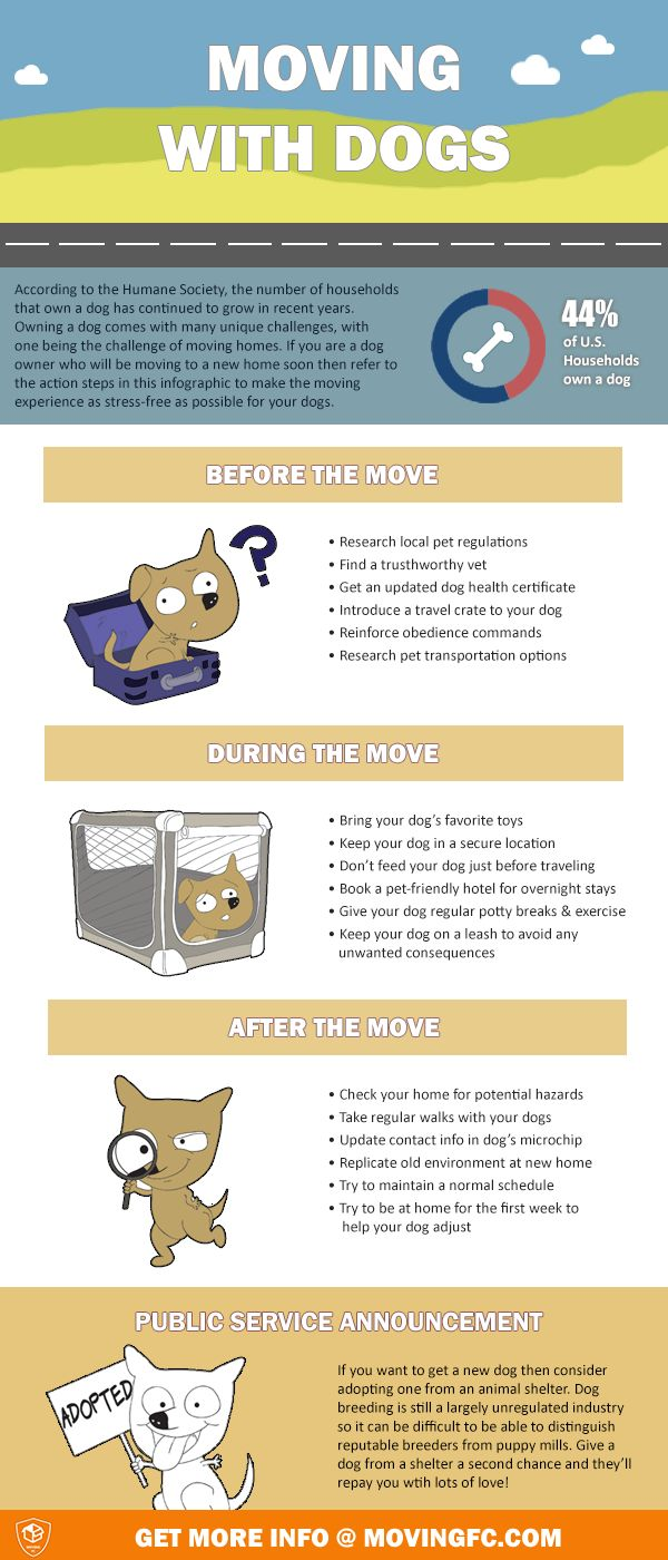 #Moving is notorious for being a stressful experience due to its various levels of planning and coordination. So use this comprehensive checklist for moving your pets that can help you plan accordingly before moving, during the move, and after you have fully moved in. Let's face it, our four-legged friends are family too! #movingtips