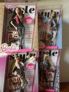 Barbie Style 2014