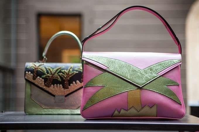 Le borse Primavera Estate 2018 presentate durante la Milano Fashion Week 2017 - Borse Chiocciolini Firenze