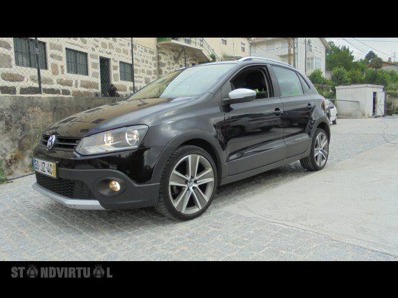 VW Polo 1.6 TDi Cross