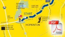 Take in the 2013 Boston Marathon somewhere along the 26.2 mile route Apr 15