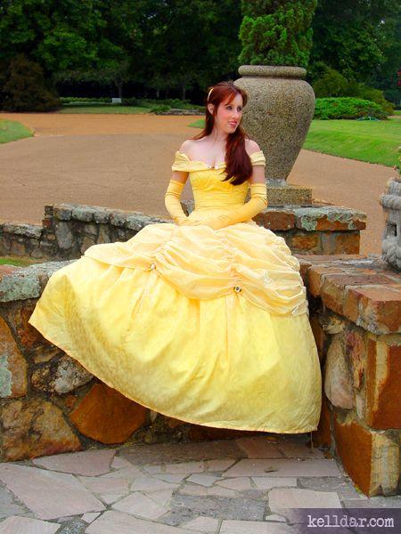 Happily Grim Disney Dress Tutorials For Not So Grownups