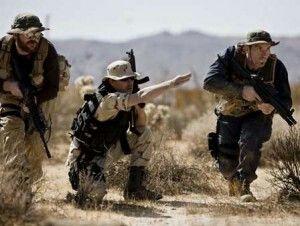 U.S ARMY Delta Force dari Angkatan Darat Amerika