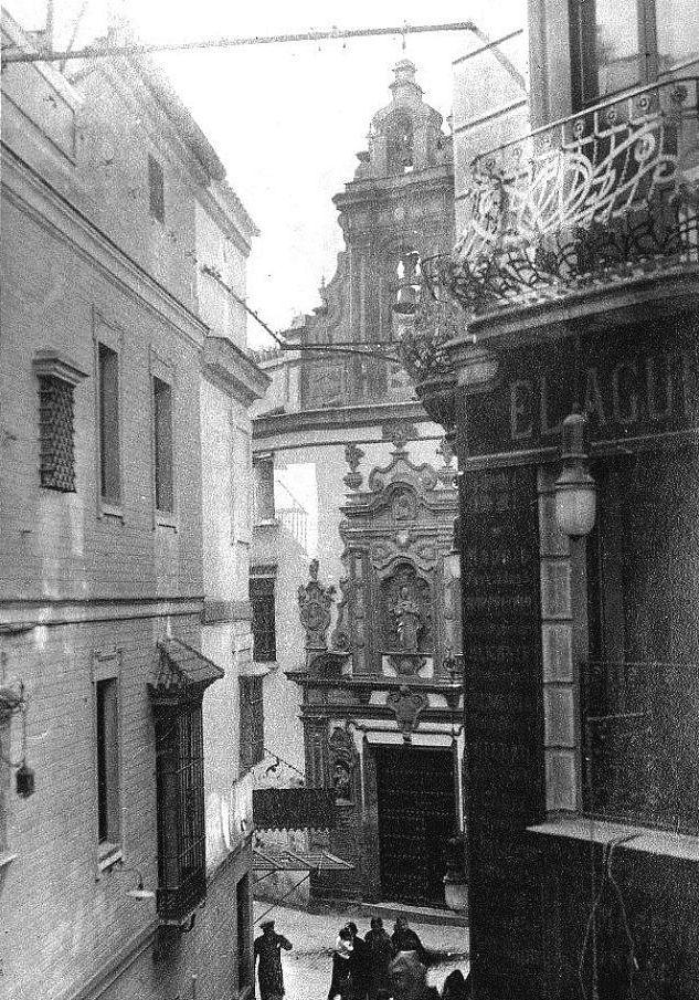 17 best images about la sevilla antigua spain on - Carpinteros en sevilla ...