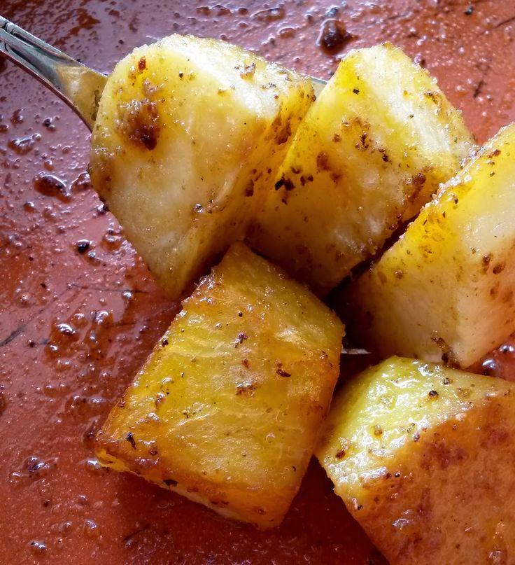 Receitas do Mercado: Como tornar as batatas assadas crocantes