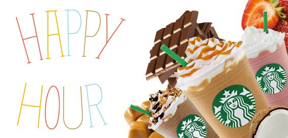 Starbucks: 50% Off Any Frappuccino Beverage from 3-5PM (Starting May 1st through May 10th) – Hip2Save