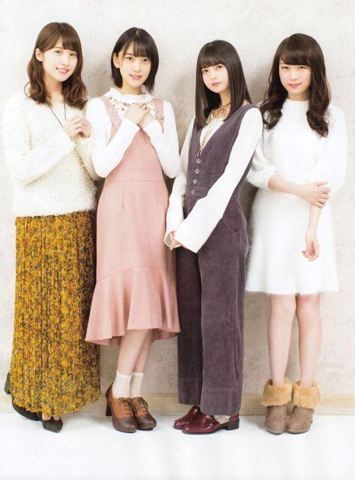 """46pic: """" Nogizaka46 - Nikkei Entertainment Idol Special 2017 """""""