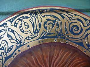 detail of the halo decoration by Marianna Savaryn  ~  x